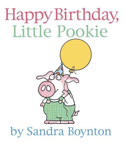Happy birthday, Little Pookie 封面