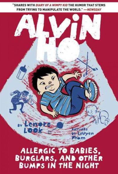 Alvin Ho : : allergic to babies- burglars- and other bumps in the night
