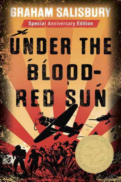 Under the blood-red sun /