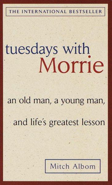 Tuesdays with Morrie最後十四堂星期二的課
