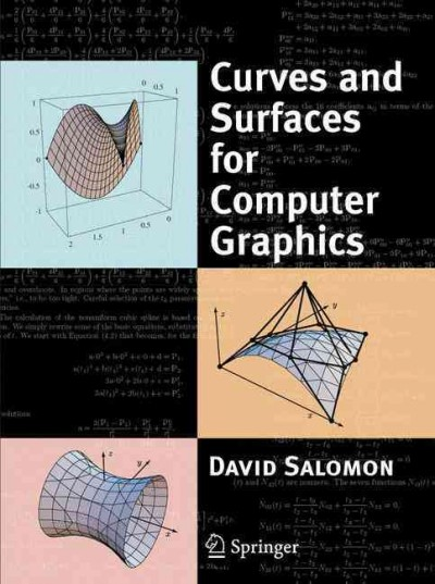 Curves and surfaces for computer graphics /