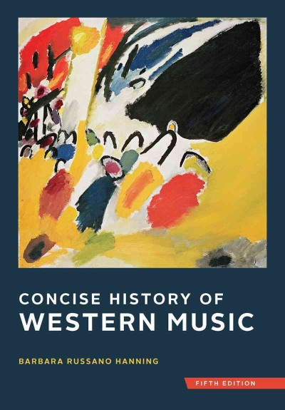 Concise history of western music /