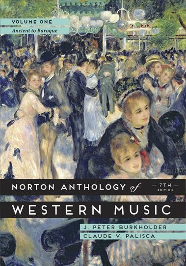 Norton anthology of western music /