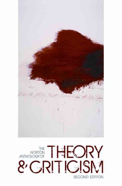 The Norton anthology of theory and criticism /