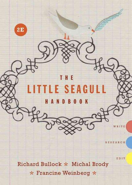 The Little Seagull handbook /