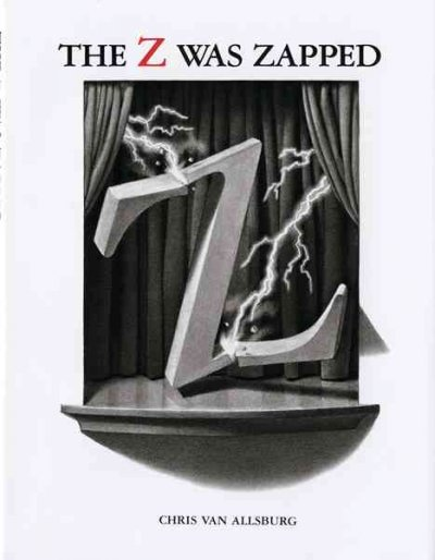 The alphabet theatre proudly presents the Z was zapped : a play in twenty-six acts /