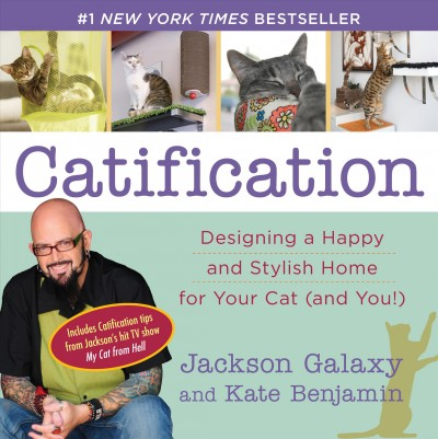 Catification : : designing a happy and stylish home for your cat (and you!)