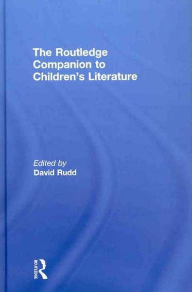 The Routledge companion to children