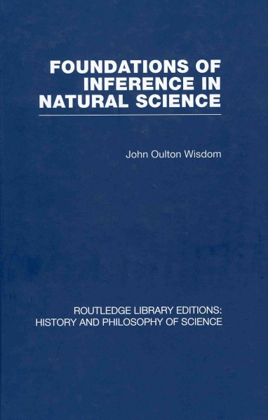 Foundations of inference in natural science /