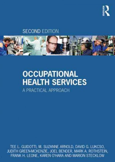 Occupational health services : a practical approach /