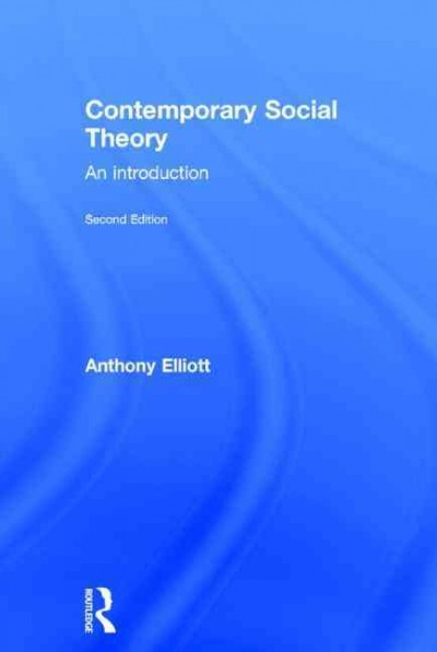 Contemporary social theory : an introduction /