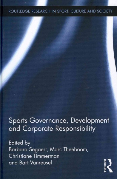 Sports governance, development and corporate responsibility /