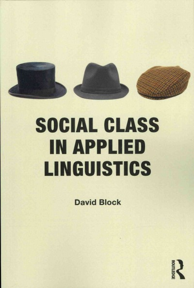 Social class in applied linguistics