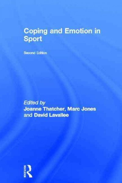 Coping and emotion in sport /