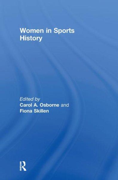 Women in sports history /