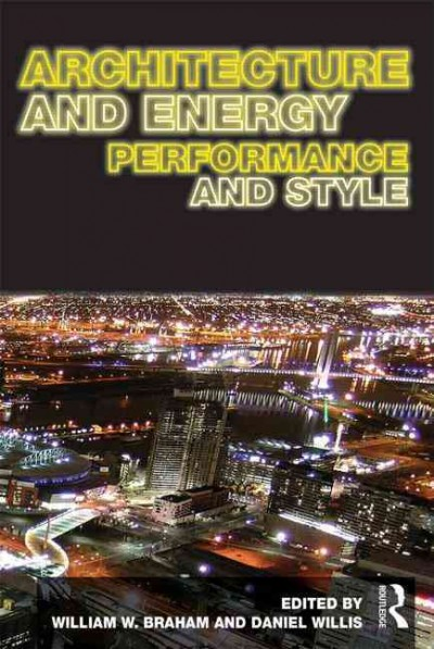 Architecture and energy : : performance and style