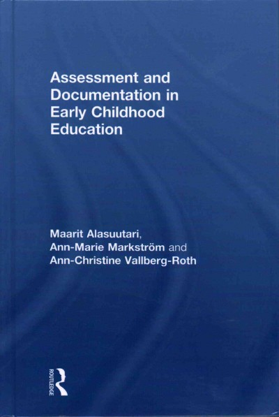 Assessment and documentation in early childhood education /