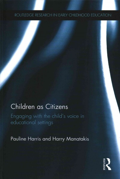 Children as citizens : engaging with the child
