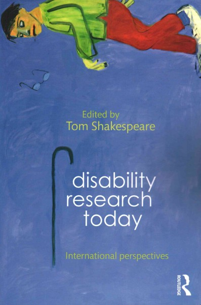 Disability research today : international perspectives /