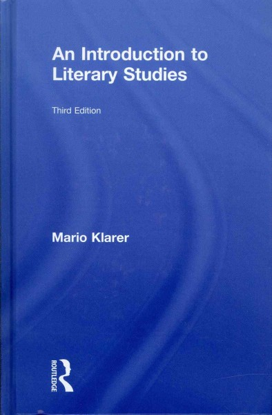 An introduction to literary studies /