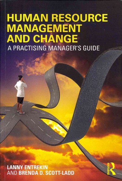 Human resouce management and change : : a practising manager