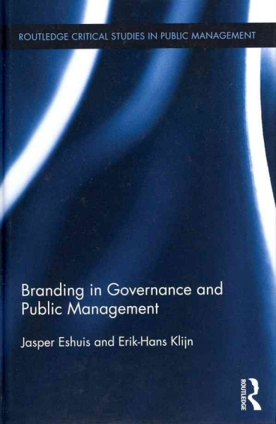 Branding in governance and public management /