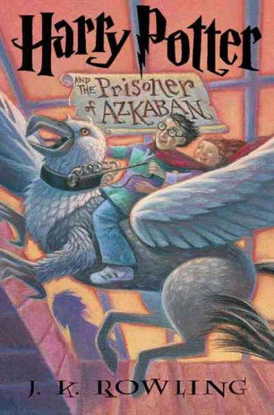 Harry Potter and the Prisoner of Azkaban (Harry Potter #3) 阿茲卡班的逃犯