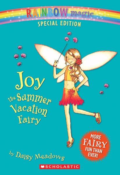 Joy, the summer vacation fairy