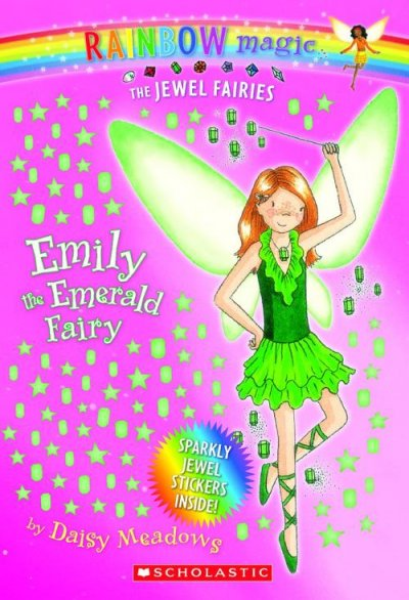 Emily, the emerald fairy
