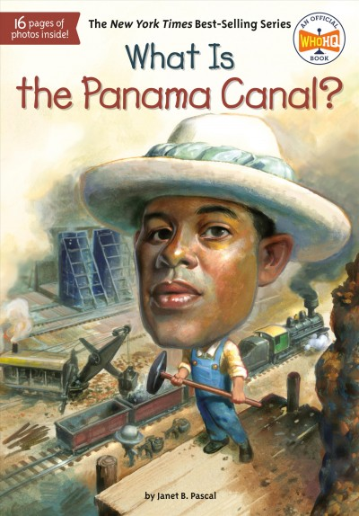 What is the Panama Canal? /