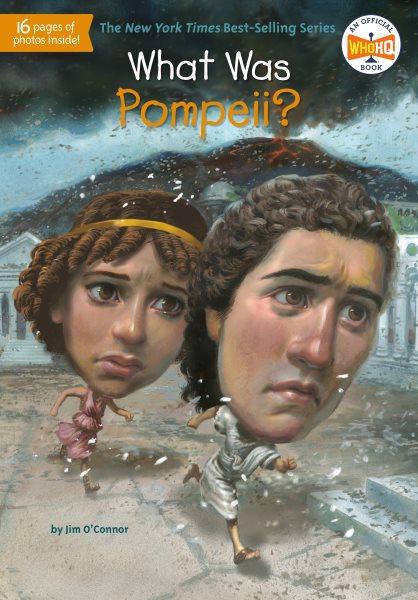 What was Pompeii? /