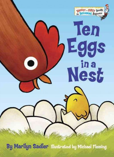 Ten eggs in a nest 封面