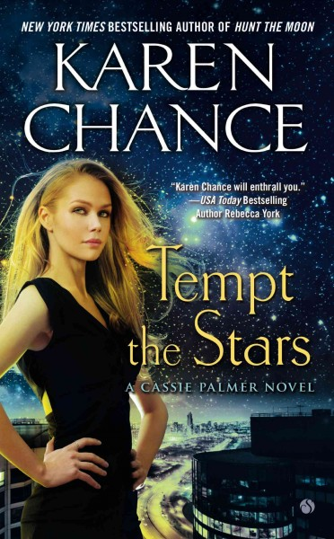Tempt the stars : : a Cassie Palmer novel