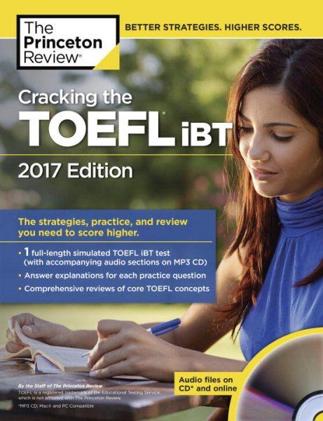 Cracking the Toefl Ibt 2017