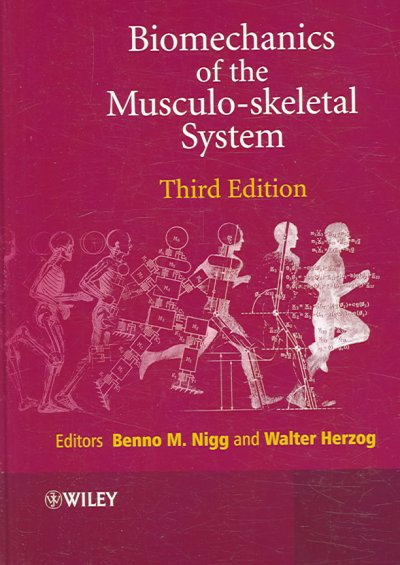 Biomechanics of the musculo-skeletal system /
