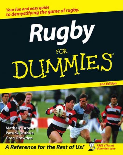 Rugby for dummies /