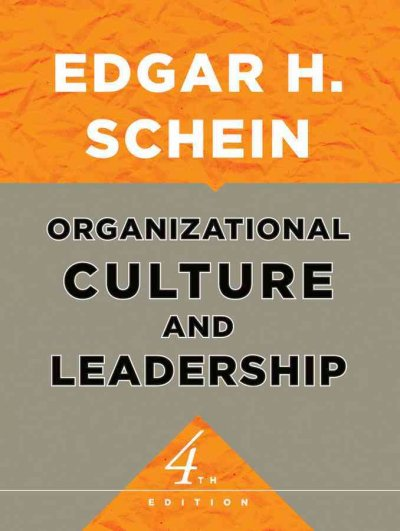 Organizational culture and leadership /