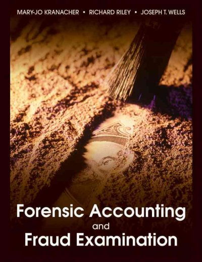 Forensic accounting and fraud examination /