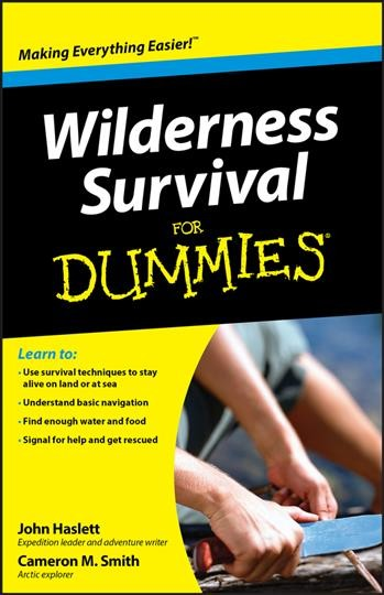 Wilderness survival for dummies /