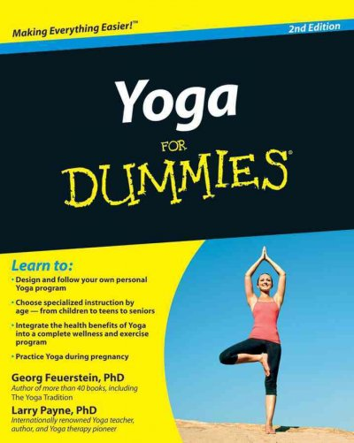 Yoga for dummies /