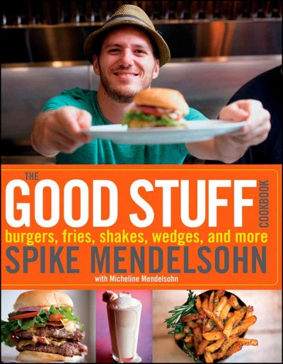 The Good Stuff cookbook /