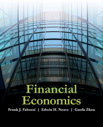 Financial economics /