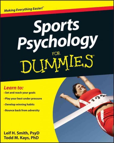 Sports psychology for dummies /