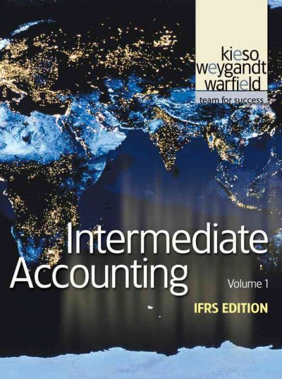 Intermediate accounting /