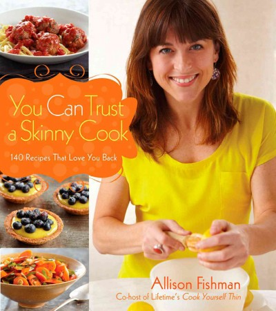 You can trust a skinny cook /