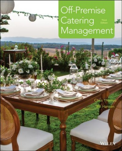 Off-premise catering management /