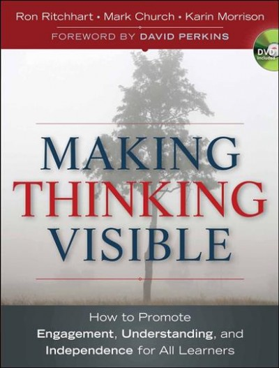 Making thinking visible : how to promote engagement, understanding, and independence for all learners /