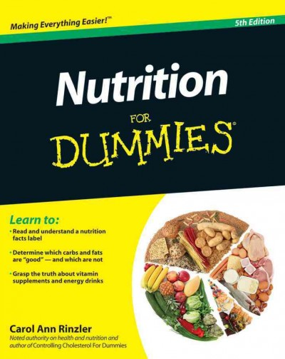 Nutrition for dummies /