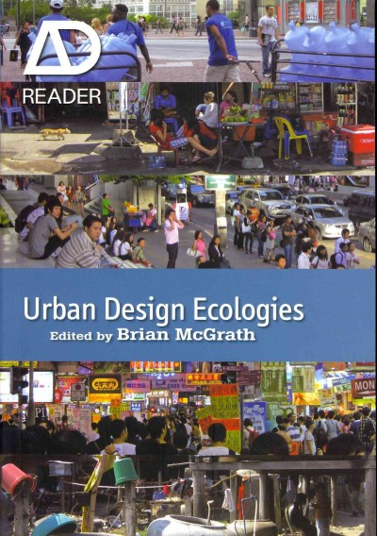 Urban design ecologies /