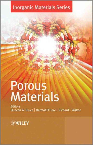 Porous materials /